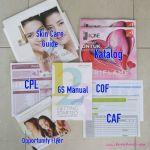 isi starter kit Oriflame